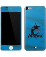 Marlins Embroidery Apple iPod Skin
