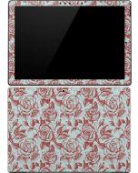 Marsala White Rose Surface Pro (2017) Skin