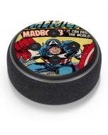 Marvel Comics Captain America Amazon Echo Dot Skin