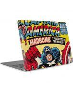 Marvel Comics Captain America Apple MacBook Air Skin