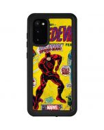 Marvel Comics Daredevil Galaxy S20 Waterproof Case