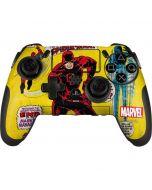 Marvel Comics Daredevil PlayStation Scuf Vantage 2 Controller Skin