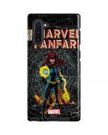 Marvel Comics Fanfare Galaxy Note 10 Pro Case