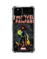 Marvel Comics Fanfare Google Pixel 5 Clear Case