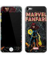 Marvel Comics Fanfare Apple iPod Skin