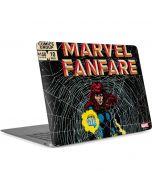 Marvel Comics Fanfare Apple MacBook Air Skin