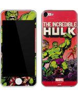 Marvel Comics Hulk Apple iPod Skin