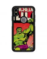 Marvel Comics Hulk Otterbox Commuter iPhone Skin