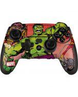 Marvel Comics Hulk PlayStation Scuf Vantage 2 Controller Skin