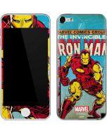 Marvel Comics Ironman Apple iPod Skin