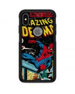 Marvel Comics Spiderman Otterbox Commuter iPhone Skin