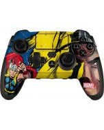 Marvel Comics Thor PlayStation Scuf Vantage 2 Controller Skin
