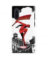Marvel The Defenders Daredevil Galaxy Note 10 Pro Case