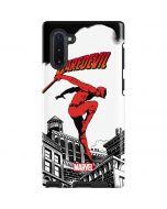 Marvel The Defenders Daredevil Galaxy Note 10 Pro Case