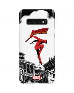 Marvel The Defenders Daredevil Galaxy S10 Plus Lite Case