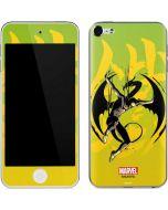 Marvel The Defenders Iron Fist Apple iPod Skin