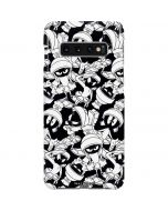 Marvin Super Sized Pattern Galaxy S10 Plus Lite Case