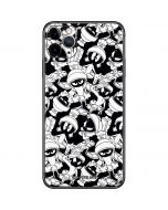 Marvin Super Sized Pattern iPhone 11 Pro Max Skin