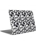 Marvin Super Sized Pattern Apple MacBook Air Skin