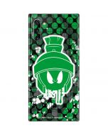 Marvin the Green Martian Galaxy Note 10 Skin