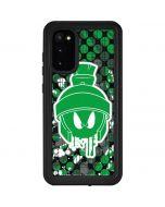 Marvin the Green Martian Galaxy S20 Waterproof Case