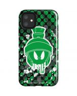 Marvin the Green Martian iPhone 11 Impact Case