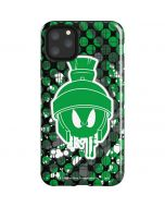 Marvin the Green Martian iPhone 11 Pro Max Impact Case