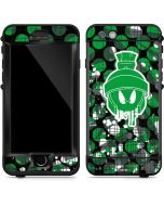 Marvin the Green Martian LifeProof Nuud iPhone Skin