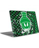 Marvin the Green Martian Apple MacBook Air Skin