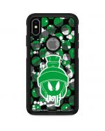 Marvin the Green Martian Otterbox Commuter iPhone Skin