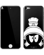 Marvin the Martian Black and White Apple iPod Skin