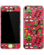 Marvin the Martian Patches Apple iPod Skin