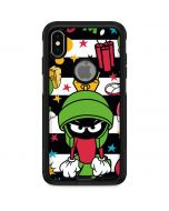 Marvin the Martian Striped Patches Otterbox Commuter iPhone Skin