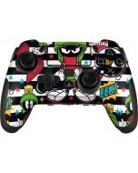 Marvin the Martian Striped Patches PlayStation Scuf Vantage 2 Controller Skin