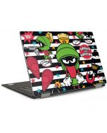 Marvin the Martian Striped Patches Dell XPS Skin