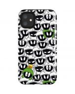 Marvin the Martian Super Sized iPhone 11 Impact Case