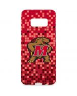 Maryland Terrapins Digi Camo Galaxy S8 Plus Lite Case