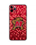 Maryland Terrapins Digi Camo iPhone 11 Pro Max Skin