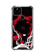 Matt Murdock The Daredevil Google Pixel 5 Clear Case