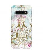 Meditation Galaxy S10 Plus Lite Case
