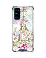 Meditation Galaxy S20 FE Clear Case