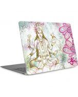 Meditation Apple MacBook Air Skin