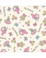 My Melody Pattern Yoga 910 2-in-1 14in Touch-Screen Skin
