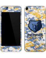 Memphis Grizzlies Digi Camo Apple iPod Skin