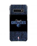 Memphis Grizzlies Elephant Print Galaxy S10 Plus Lite Case