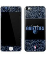 Memphis Grizzlies Elephant Print Apple iPod Skin