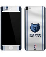 Memphis Grizzlies Home Jersey Apple iPod Skin