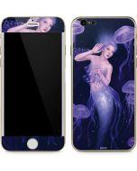 Mermaid and Jellyfish iPhone 6/6s Skin