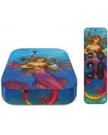 Mermaid Water Fairy Apple TV Skin