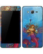 Mermaid Water Fairy Galaxy Grand Prime Skin
